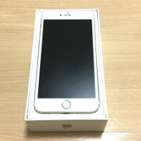 iPhone 6 Plusです。